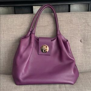 Kate Spade Jessie Beckley Leather handbag